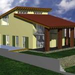 Ipotesi ristrutturazione abitazione privata